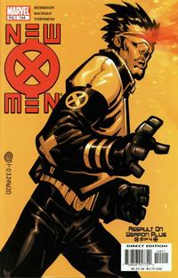 Cover Thumbnail for New X-Men (Marvel, 2001 series) #144 [Direct Edition]