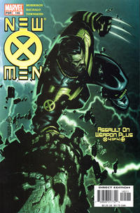 Cover Thumbnail for New X-Men (Marvel, 2001 series) #145 [Direct Edition]