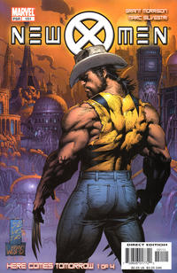 Cover Thumbnail for New X-Men (Marvel, 2001 series) #151 [Direct Edition]