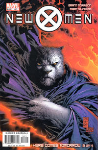 Cover Thumbnail for New X-Men (Marvel, 2001 series) #153 [Direct Edition]