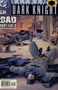 Cover Thumbnail for Batman: Legends of the Dark Knight (DC, 1992 series) #146