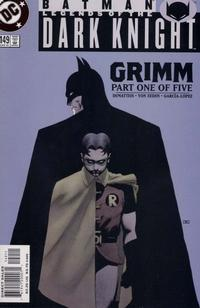 Cover Thumbnail for Batman: Legends of the Dark Knight (DC, 1992 series) #149