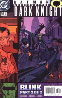 Cover Thumbnail for Batman: Legends of the Dark Knight (DC, 1992 series) #158