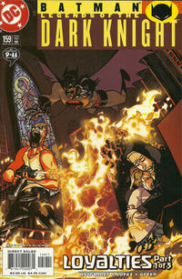 Cover Thumbnail for Batman: Legends of the Dark Knight (DC, 1992 series) #159