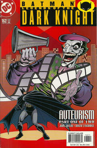 Cover Thumbnail for Batman: Legends of the Dark Knight (DC, 1992 series) #162 [Direct Sales]