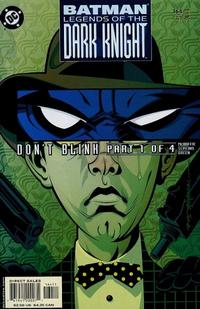 Cover Thumbnail for Batman: Legends of the Dark Knight (DC, 1992 series) #164 [Direct Sales]