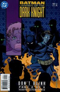 Cover Thumbnail for Batman: Legends of the Dark Knight (DC, 1992 series) #165