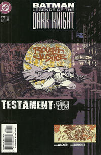 Cover Thumbnail for Batman: Legends of the Dark Knight (DC, 1992 series) #172