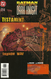 Cover Thumbnail for Batman: Legends of the Dark Knight (DC, 1992 series) #176