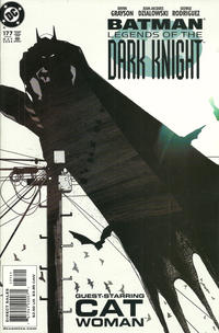 Cover Thumbnail for Batman: Legends of the Dark Knight (DC, 1992 series) #177
