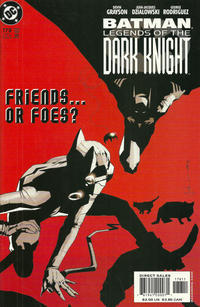 Cover Thumbnail for Batman: Legends of the Dark Knight (DC, 1992 series) #178