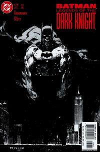 Cover Thumbnail for Batman: Legends of the Dark Knight (DC, 1992 series) #179
