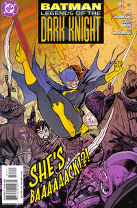 Cover Thumbnail for Batman: Legends of the Dark Knight (DC, 1992 series) #181 [Direct Sales]