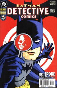 Cover Thumbnail for Detective Comics (DC, 1937 series) #776 [Direct Sales]