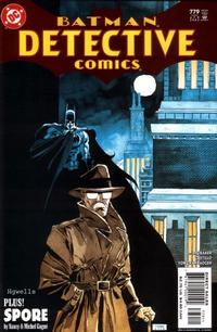 Cover Thumbnail for Detective Comics (DC, 1937 series) #779
