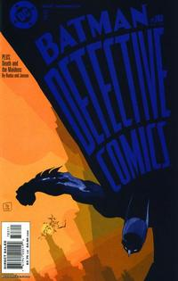 Cover Thumbnail for Detective Comics (DC, 1937 series) #783