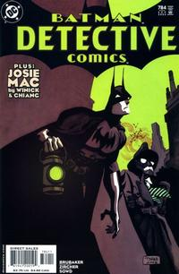 Cover Thumbnail for Detective Comics (DC, 1937 series) #784