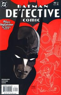 Cover Thumbnail for Detective Comics (DC, 1937 series) #785 [Direct Sales]