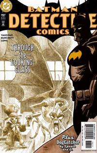 Cover Thumbnail for Detective Comics (DC, 1937 series) #787