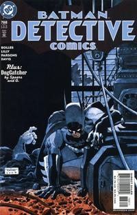 Cover Thumbnail for Detective Comics (DC, 1937 series) #788