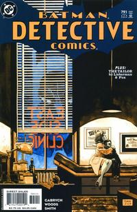 Cover Thumbnail for Detective Comics (DC, 1937 series) #791 [Direct Sales]