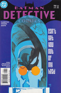 Cover Thumbnail for Detective Comics (DC, 1937 series) #793 [Direct Sales]
