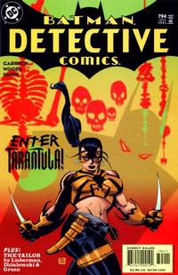 Cover Thumbnail for Detective Comics (DC, 1937 series) #794 [Direct Sales]