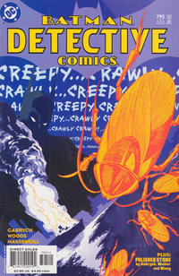 Cover Thumbnail for Detective Comics (DC, 1937 series) #795 [Direct Sales]