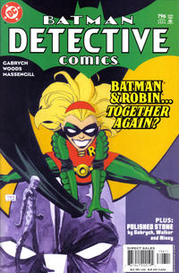 Cover Thumbnail for Detective Comics (DC, 1937 series) #796 [Direct Sales]