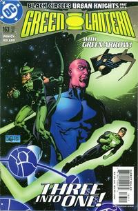 Cover Thumbnail for Green Lantern (DC, 1990 series) #163 [Direct Sales]