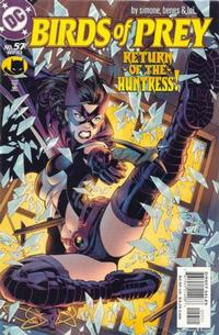 Cover Thumbnail for Birds of Prey (DC, 1999 series) #57