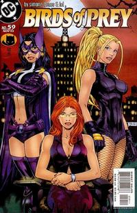 Cover Thumbnail for Birds of Prey (DC, 1999 series) #59 [Direct]