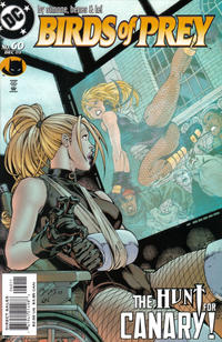 Cover Thumbnail for Birds of Prey (DC, 1999 series) #60