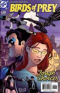 Cover Thumbnail for Birds of Prey (DC, 1999 series) #61 [Direct]