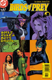 Cover for Birds of Prey (DC, 1999 series) #67
