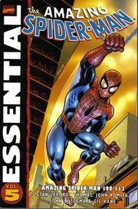 Cover Thumbnail for The Essential Spider-Man (Marvel, 1996 series) #5