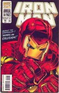 Cover Thumbnail for Iron Man Annual (Marvel, 1976 series) #15