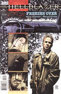Cover Thumbnail for Hellblazer (DC, 1988 series) #158