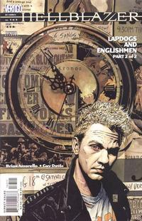Cover Thumbnail for Hellblazer (DC, 1988 series) #163