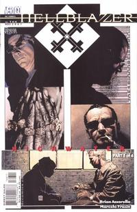 Cover Thumbnail for Hellblazer (DC, 1988 series) #166