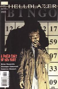 Cover Thumbnail for Hellblazer (DC, 1988 series) #168