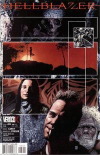 Cover Thumbnail for Hellblazer (DC, 1988 series) #186