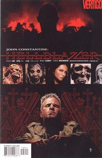 Cover Thumbnail for Hellblazer (DC, 1988 series) #196