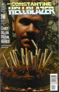 Cover Thumbnail for Hellblazer (DC, 1988 series) #200