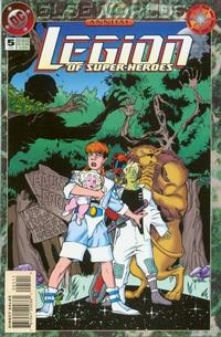 Cover Thumbnail for Legion of Super-Heroes Annual (DC, 1990 series) #5