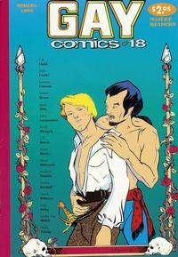 Cover Thumbnail for Gay Comics (Bob Ross, 1992 series) #18