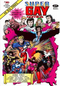 Cover Thumbnail for Gay Comics (Bob Ross, 1992 series) #20