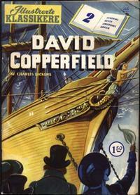 Cover Thumbnail for Illustrerte Klassikere (Serieforlaget / Se-Bladene / Stabenfeldt, 1954 series) #2 - David Copperfield