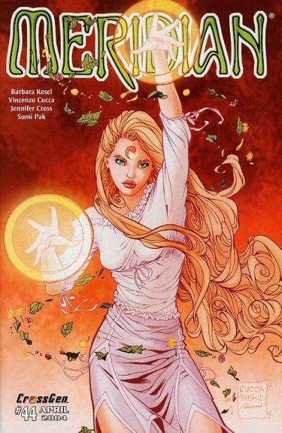 Cover for Meridian (CrossGen, 2000 series) #44