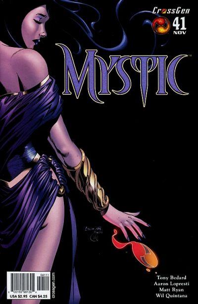 Cover for Mystic (CrossGen, 2000 series) #41